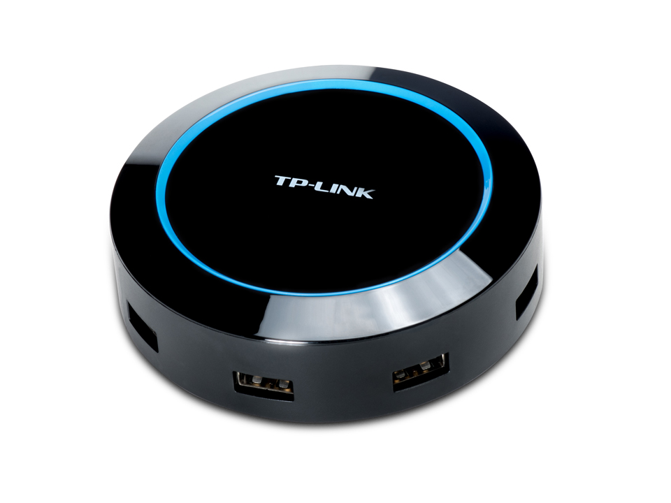 TP-Link UP540 40W 5-Port USB Charger