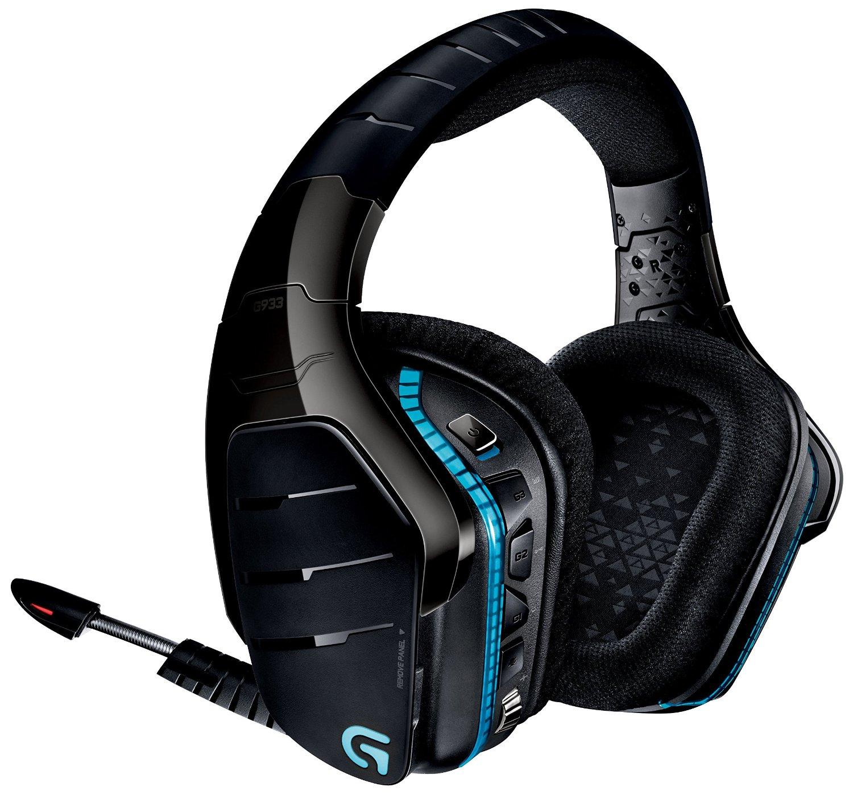 Logitech G933 Wireless Artemis Spectrum 7.1 Gaming Headset 981-000599