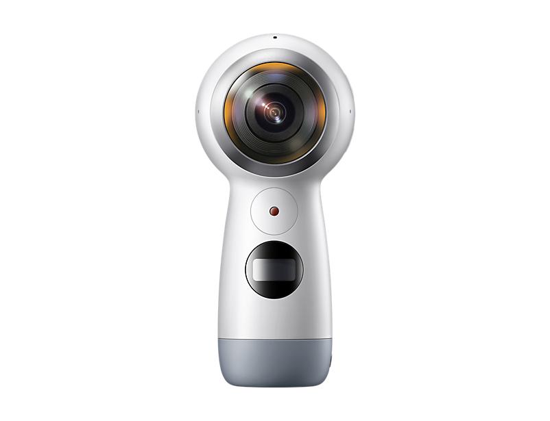 Samsung Gear 360 (2017) panoráma kamera White SM-R210NZWAXEH