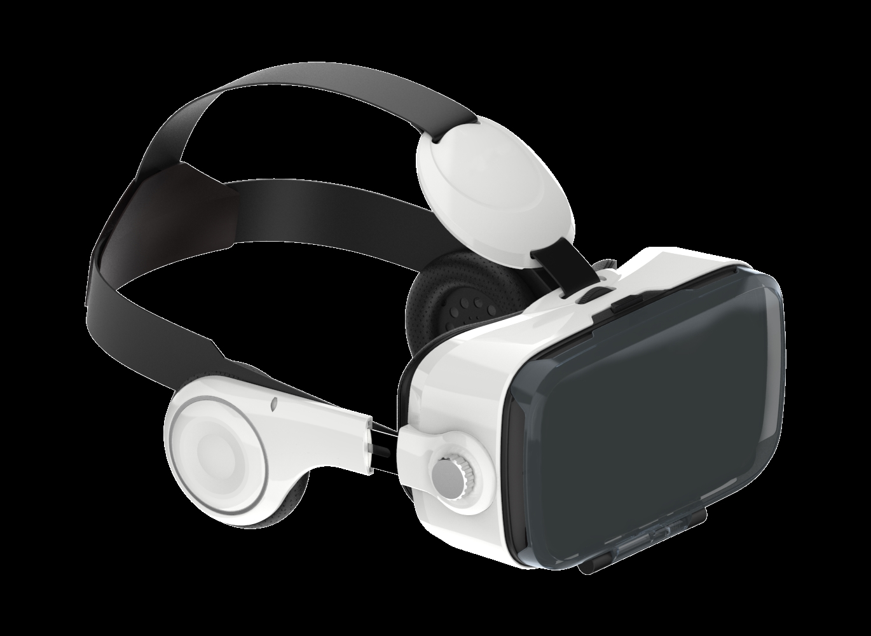 Archos VR Glasses 2 White/Black Virtuális szemüveg 503359
