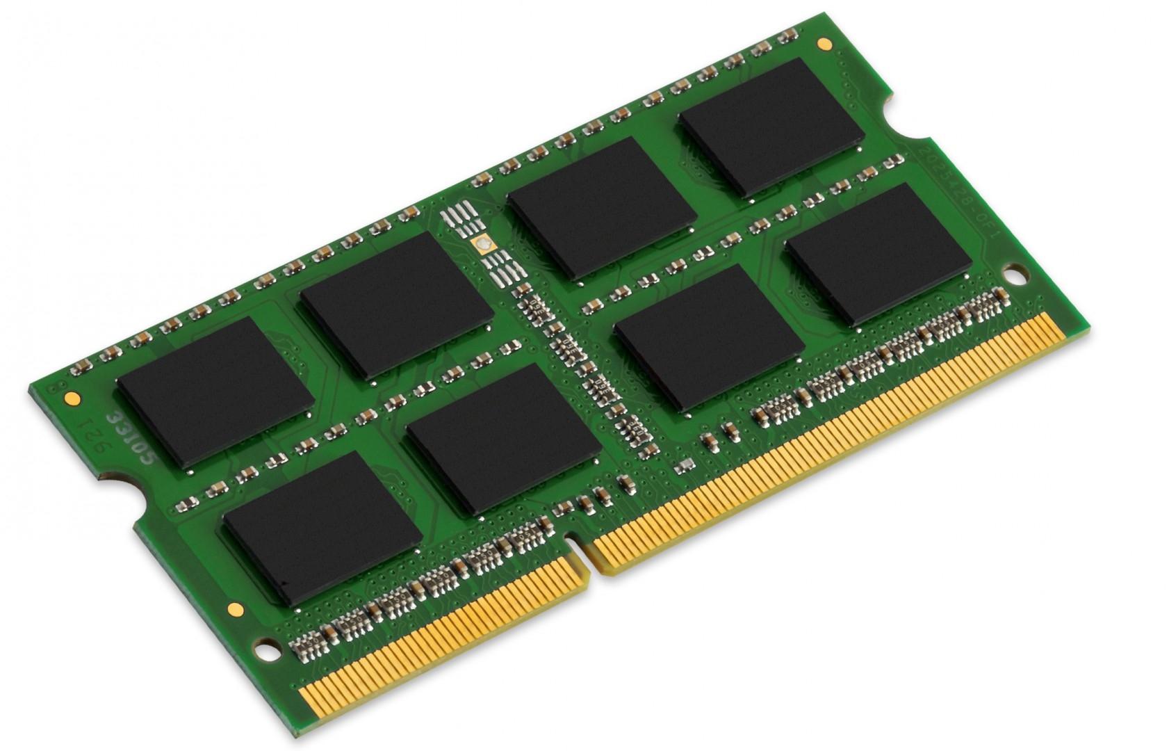 Kingston 4GB DDR3 1600MHz SODIMM KVR16S11S8/4