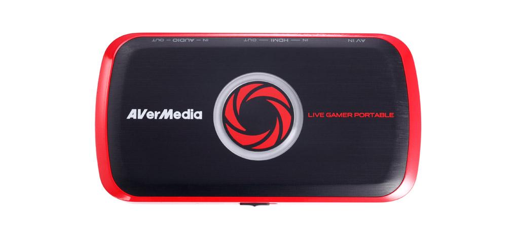AverMedia Live Gamer Portable 61C875000AE/C875