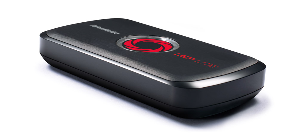 AverMedia Live Gamer Portable LGP Lite Capture Box 61GL3100A0AD/GL310
