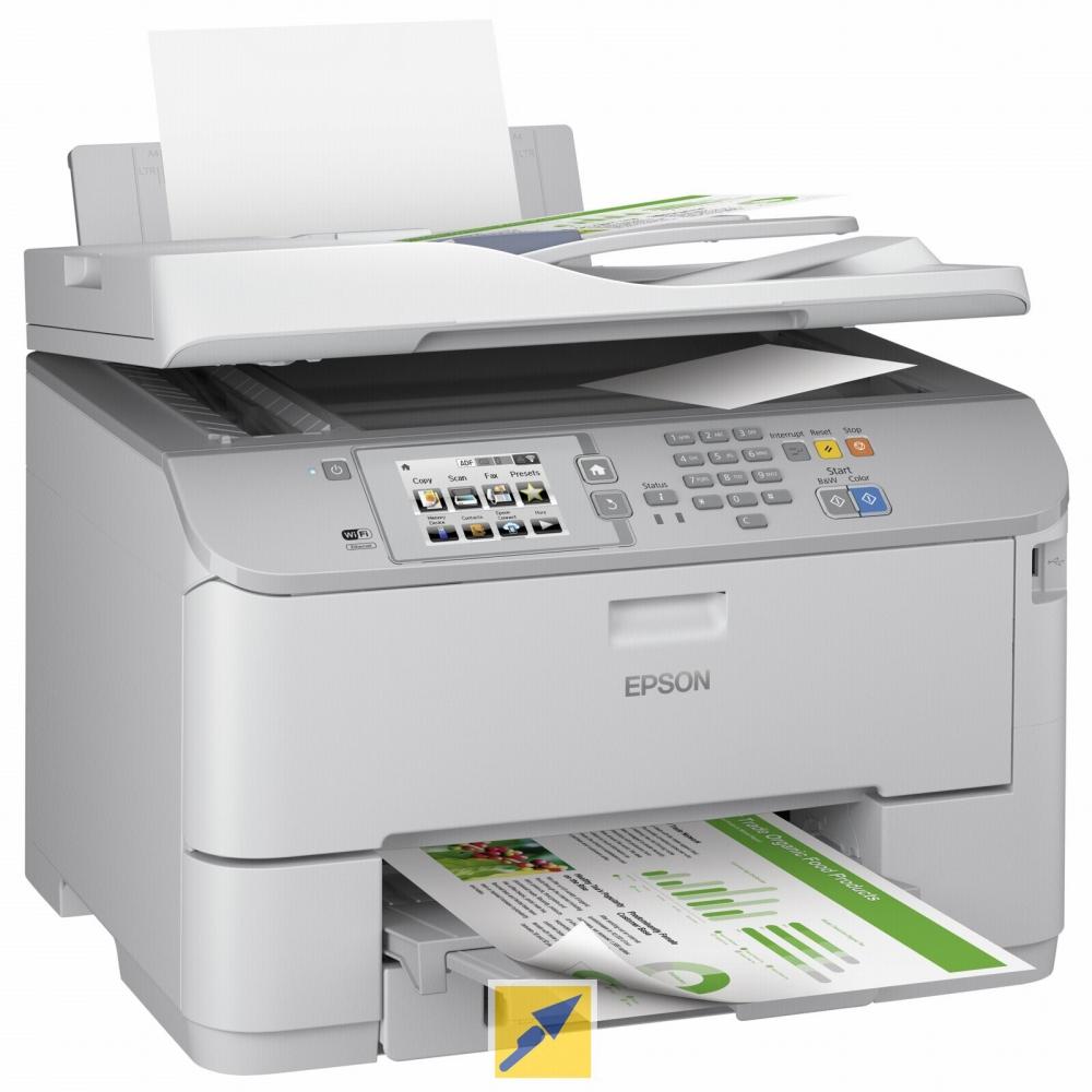 Epson Workforce Pro WF-5620DWF wireless tintasugaras nyomtató/másoló/síkágyas scanner/fax C11CD08301
