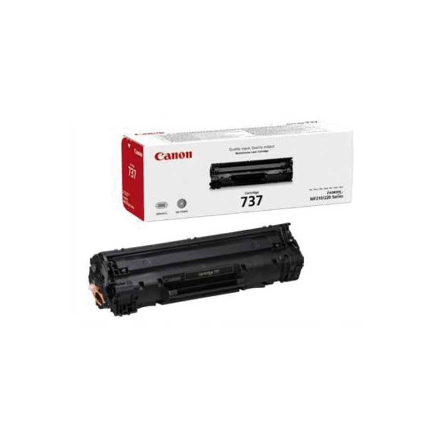 Canon CRG 737 Black toner 9435B002