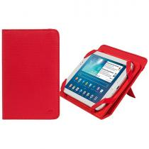 RivaCase 3212 Gatwick red kick-stand tablet folio 7""
