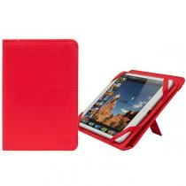 RivaCase 3214 Gatwick red kick-stand tablet folio 8""