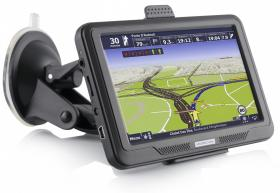 Modecom FREEWAY SX2 HD with MapFactor Europe map