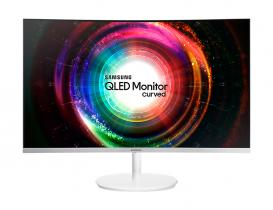 "Samsung 27"" C27H711QEU LED Curved"