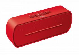 Trust Urban Fero Wireless Bluetooth Speaker Red