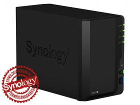 Synology NAS DS218+ (2 HDD) 6GB HU