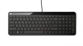 HP K3010 Keyboard Black HU