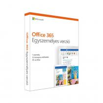 Microsoft Office 365 Personal 1 USER HUN