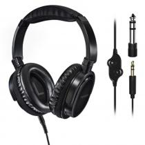 Thomson HED4508 TV Hi-Fi Headphones HQ Black