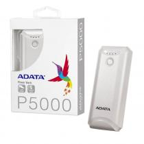 A-Data P5000 5000mAh Power Bank White