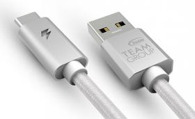 TeamGroup WC0A USB Type-C 1m Silver