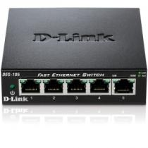 D-Link DGS-105/E 5 Port Gigabit Ethernet Switch