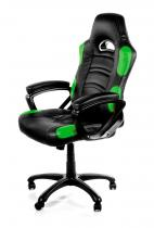 Arozzi Enzo Gaming Chair Black/Green