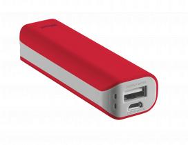 Trust Urban Primo 2200mAh PowerBank Red