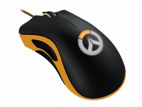 Razer Deathadder Chroma Overwatch Edition Black